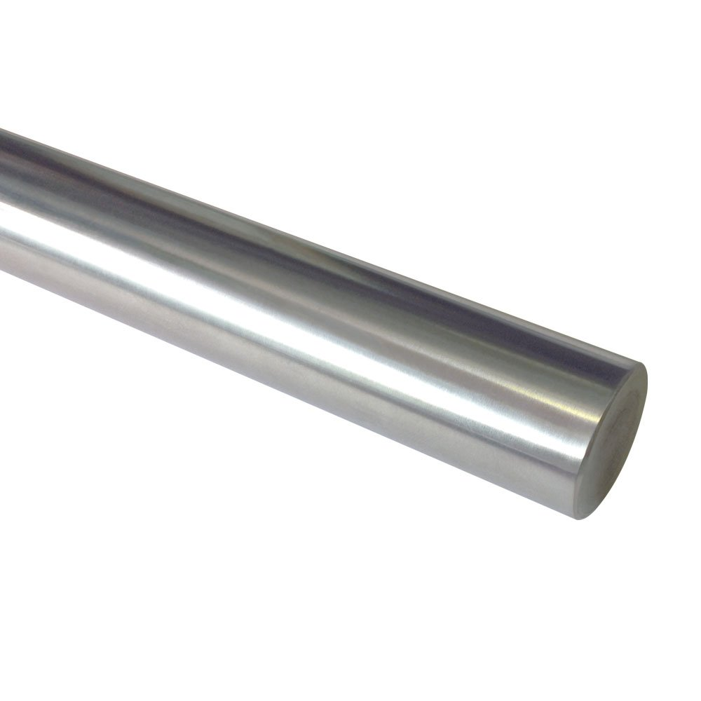 WJB WZV 1-1/4 72 L Linear Shaft, Carbon Steel