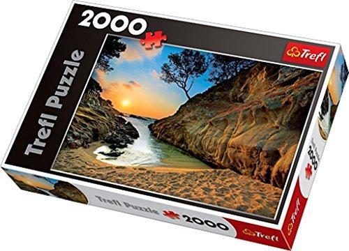 Trefl Puzzle Alba Sulla Costa Brava Spagna Tr27048