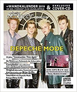 Sonic Seducer Depeche Mode Special: inkl. Wandkalender limitiert auf 999 Exemplare + CD: Amazon.es: Sonic Seducer: Libros en idiomas extranjeros