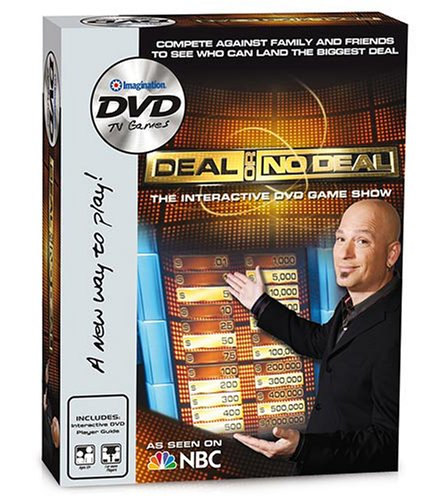 Deal or No Deal DVD Game - Dvd Tv Game Shopping Results