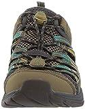 Chaco Kids Outcross 2 Hiking Shoe, Green, 10.0 M US