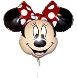 Ballon geant Minnie Decoration Anniversaire 76x92 cm - Aluminium - 202