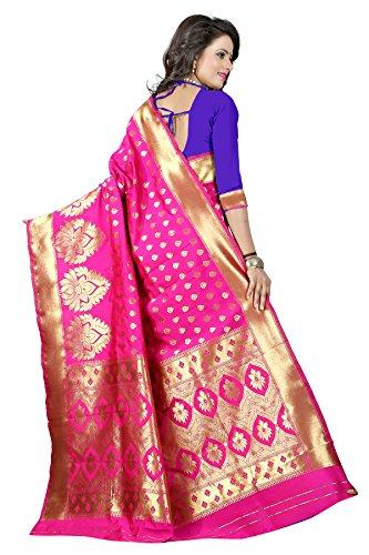 Indian Silk Sarees - 2