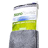 Life Miracle Nano Towels - Amazing Eco Fabric That Cleans...