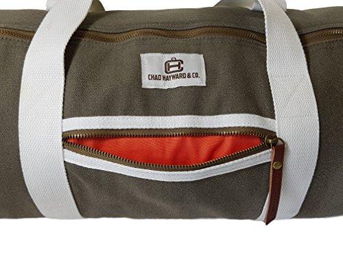 Chad Hayward Reise Gym Sport Taschen