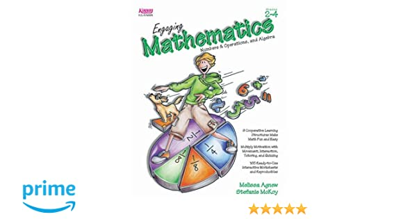 Amazon.com: Engaging Mathematics: Numbers & Operations and Algebra ...