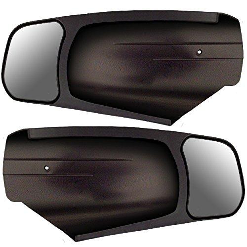 CIPA 10950 Chevrolet/GMC Custom Towing Mirror – Pair