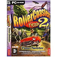 RollerCoaster Tycoon 2: Triple Thrill Pack for PC Deals