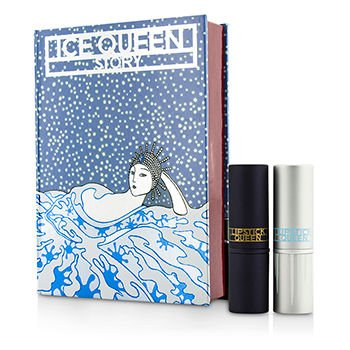 [Lipstick Queen Ice Queen Story Set, 2 Count] (Ice Queen Makeup)