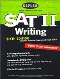Kaplan SAT II, Kaplan Publishing Staff, 0743205359