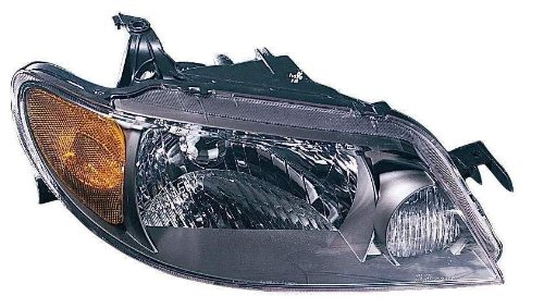 Depo 316-1124R-AS2 Mazda 323/Protege Passenger Side Replacement Headlight Assembly