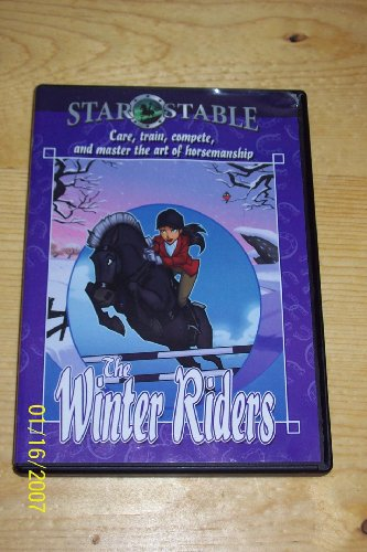 Star Stable the Spring Riders: Care, Train, Compete and Master the Art of Horsemanship Cd-Rom (Star Stable) [CD-ROM]