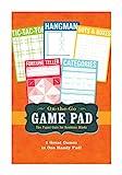 Knock Knock Game Pad, 60 Sheets