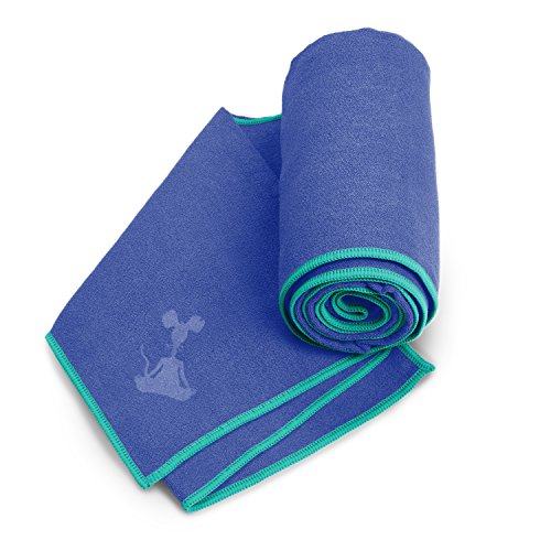 YogaRat Yoga Towel In Mat-length And Hand Sizes