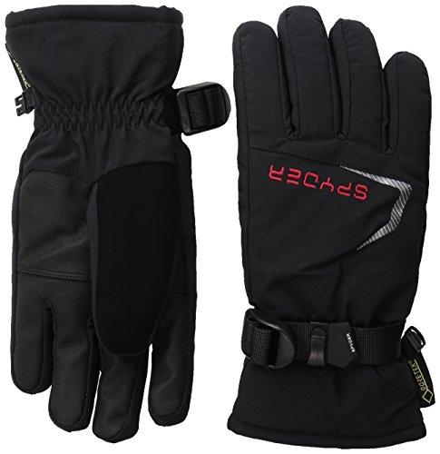 Spyder Kids Glove - Spyder Boys Traverse-Ski Glove, Black/Formula, Small