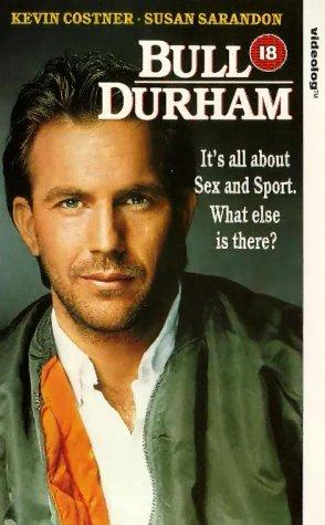 Bull Durham [Reino Unido] [VHS]: Amazon.es: Kevin Costner ...
