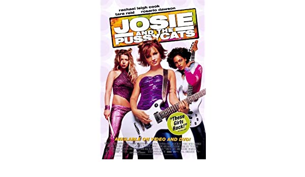 Amazon.com: Josie and the Pussycats Poster Movie 11x17 ...