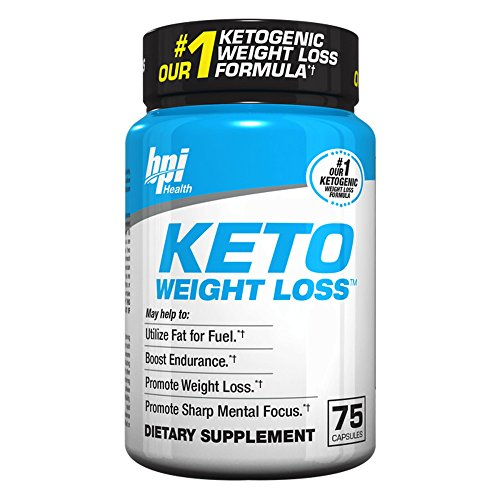 Keto Weight Loss Is A Ketogenic Fat Burner - Formulated for the Keto Diet To Burn Fat, Maintain Ketosis, Enhance Mental Focus & Clarity – BHB's, MCT and More – - Burner Slow