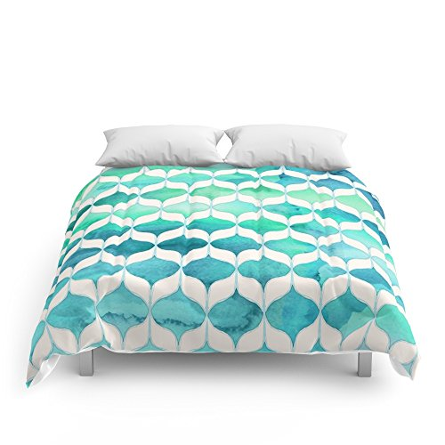 51FSH83OZ1L Best Mermaid Bedding and Comforter Sets