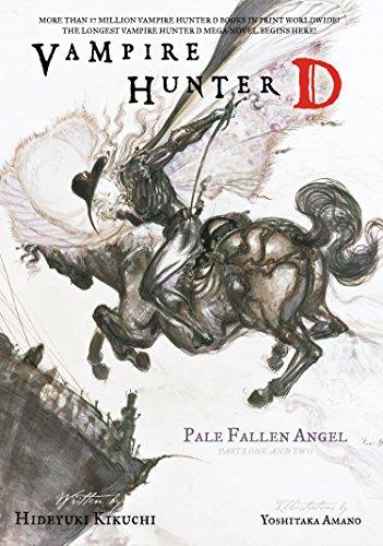 Vampire Hunter D Volume 11: Pale Fallen Angel Parts 1 & 2