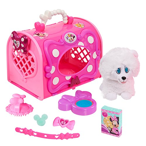 Minnie Happy Helpers Pet Carrier, Pink/White for $<!--$26.37-->