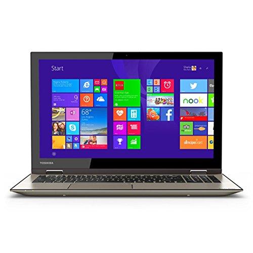 Toshiba Satellite Radius™ 15 4K P55W-C5208-4K Laptop Notebook Windows 8 - - 8GB RAM - 1.0TB HD - 15.6 inch display