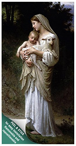 Amazoncom Ramar Studio Linnocense Virgin Mary Baby Jesus And The