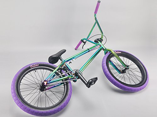 "Mafiabikes Madmain 20"" GREEN FUEL Harry Main BMX Bike"
