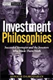 Investment Philosophies, Aswath Damodaran, 0471345032