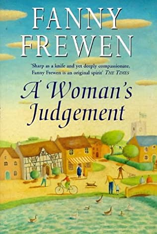 book cover of A Woman\'s Judgement