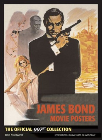 Download James Bond Movie Posters: The Official 007 Collection ebook