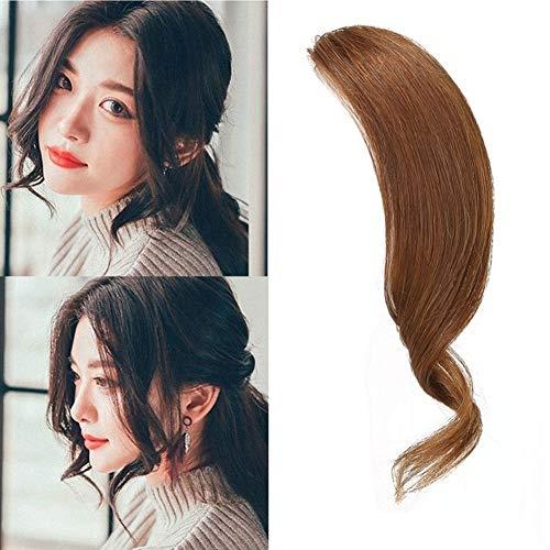 side bangs hair extensions - 6