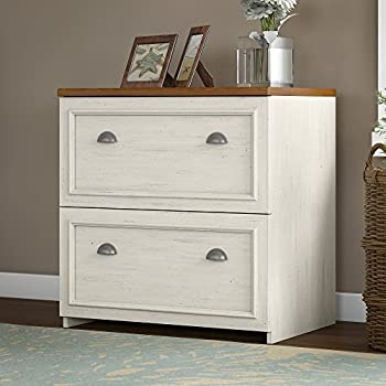 sauder file cabinet sauder harbor view lateral file antiqued 25859