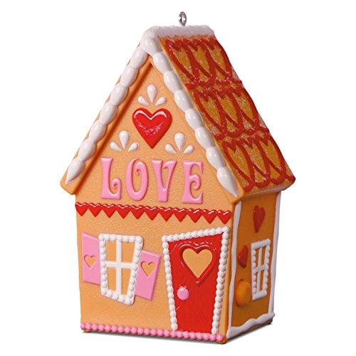 Love Hallmark Ornament - 8