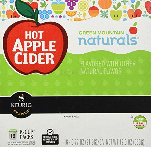 Green Mountain Naturals Apple Cider - 16 ct