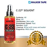 C22 Citrus Solvent 4oz and Ultra Hold Hair System