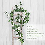 5-Pack-Artificial-Rose-Flower-Vine-Garland-Greenery-Ivy-Leaves-Plants-Hanging-Baskets-Silk-Fake-Flowers-String-Home-Outdoor-Wedding-Arch-Garden-Wall-Party-Floral-Decor