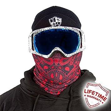 Tejido polar térmico máscara facial máscara de sa empresa/Bandana/pasamontañas/tubo/