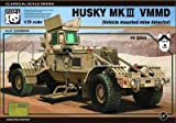 Panda hobby 1/35 classical scale series Husky Mk.III VMMD mine detection equipment with plastic PNH35014