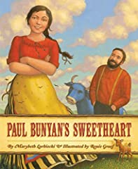 Paul Bunyan has a BIG problem. He's in love but the lady who has caught his eye will have nothing to do with him. What's a giant lumberjack to do? When Paul Bunyan meets pretty Lucette, he knows she's the gal for him. After all, she's so tall she can...