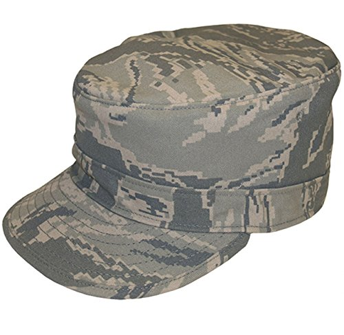 Air Force Uniform (Propper ABU Patrol Cap Air Force Digital Tiger Stripe 71/2)