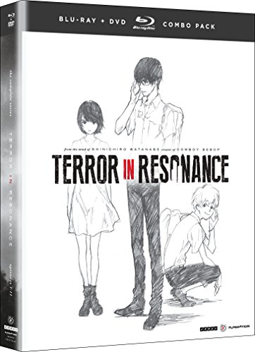 Terror in Resonance: Complete Series (Blu-ray/DVD Combo)