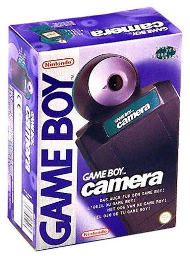 GameBoy Camera - Euro - Green (Game Boy Camera)