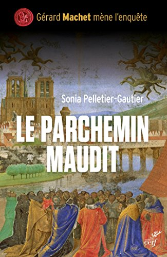 le-parchemin-maudit-french-edition