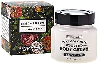 product image for Beekman 1802 Meadow Lark Goat Milk Body Cream (8 oz.)