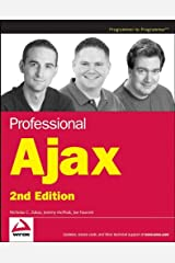 Professional Ajax, 2nd Edition Paperback