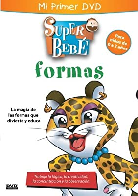 Super Baby Shapes Super Bebe Formas - Spanishportuguese by CreateSpace