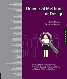 Universal Methods of Design by [Hanington, Bruce, Martin, Bella]