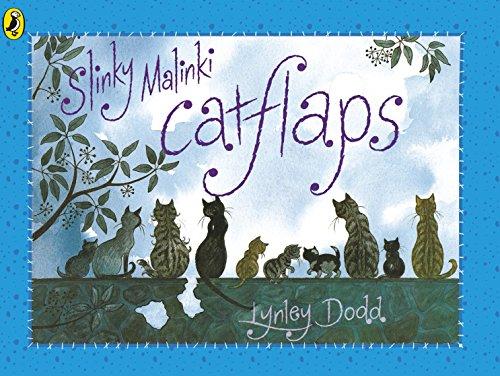 Slinky Malinki Catflaps (Hairy Maclary and (Community Halloween Season 1)