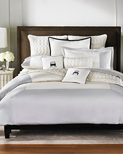 Barbara Barry Musical Chairs Full/Queen Duvet Cover (Barry Beds Barbara)